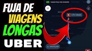 FUJA de Viagens LONGAS: veja porque é Roubada Uber 99 Pop