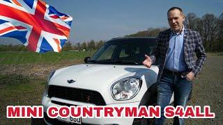 Mini Countryman S4All Review Test / Pro und Kontra nach 100000km und 7 Jahren