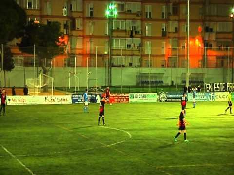San Fernando 0 - Gerena 2 (30-11-14)