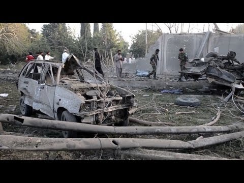 Suicide Bomb Kills Six In Southwest Pakistan video