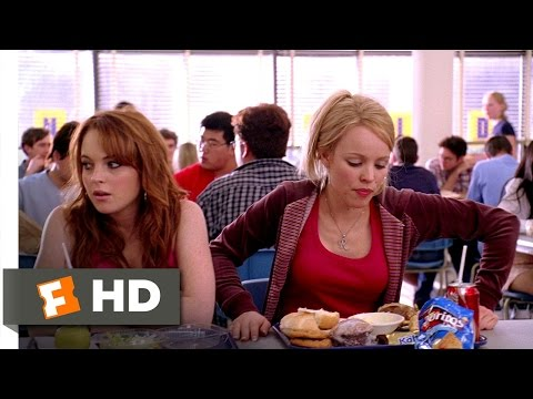 Mean Girls (5/10) Movie CLIP - Sweatpants On Monday (2004) HD