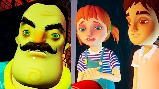 Hello Neighbor: Hide & Seek & Hello Neighbor - Full History Scenes (Cutscenes) (IOS ANDROID)