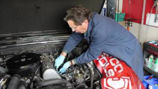 Preventing Mercedes Benz Diesel Premature Glow Plug Failure by Kent Bergsma