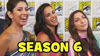 BROOKLYN NINE-NINE Season 6 Comic Con Cast Interviews