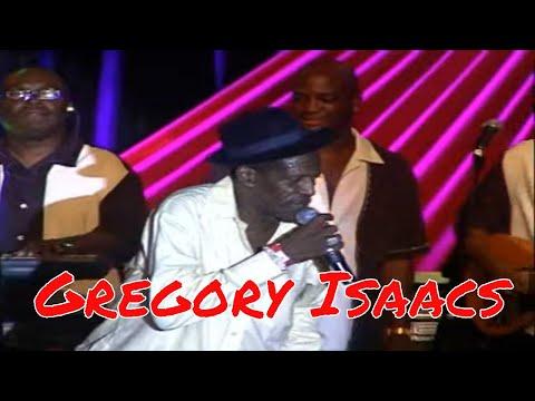 Gregory Isaacs in Barbados