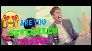 Are you SEVENTEEN trash? | SEVENTEEN QUIZ