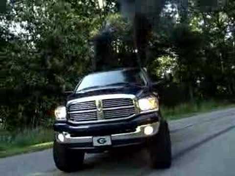 2007 Dodge Cummins Diesel 5 9 Having A Little Fun Youtube
