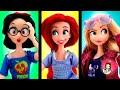 download lagu      💕 ¡Las PRINCESAS DISNEY SON ADOLESCENTES! ► 🌙 Novelas con muñecas y juguetes    gratis