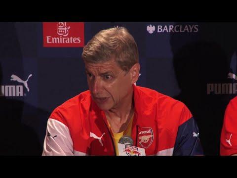 Arsene Wenger: Auftakt ohne Mesut Özil, Lukas Podolski und Per Mertesacker | FC Arsenal