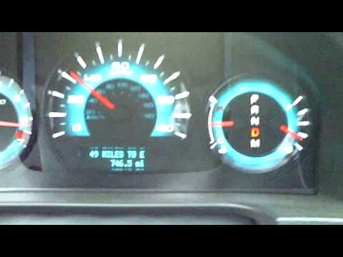 2010 Ford Fusion Sport 0-60 MPH (Better Quality)