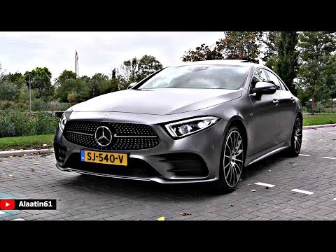 The NEW Mercedes CLS 450 AMG 2019 | Best Luxury Coupe | Drive Review Interior Exterior Infotainment