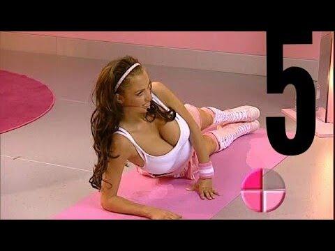 The Jordan Workout (Katie Price DVD) Part 5