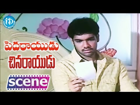 Pedarayudu Chinarayudu Movie - Sibiraj, Nikitha Romantic Scene video