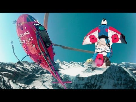 Phoenix-fly vampire 2 wingsuit