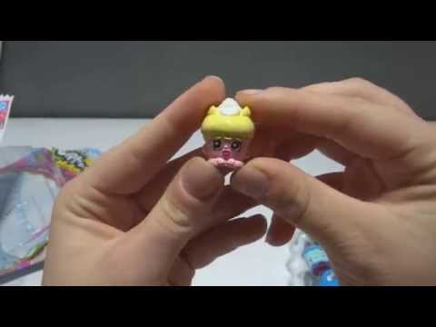 Unboxing Shopkins Season One 12 Pack Frozen Shopkin inside