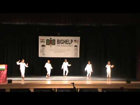 Vande Mataram And Jai Ho Remix For Bighelp 2014 video