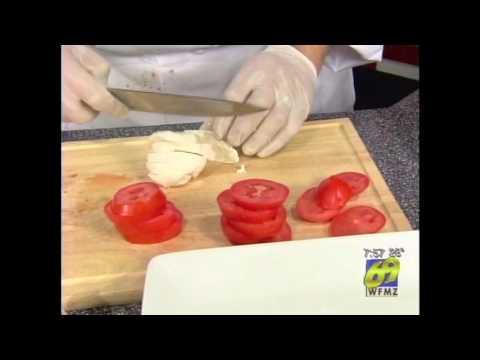 Buca di Beppo -- Mozzarella Caprese