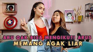 Download lagu Aku Hanya Menyampaikan Kebenaran! Apa yang salah?! | Cinta Laura x Kiky Saputri