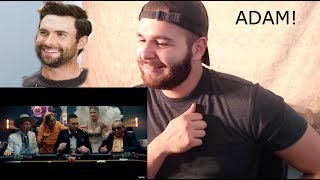 Maroon 5 - What Lovers Do ft. SZA (Reaction)