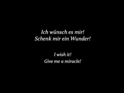 Unheilig - Schenk mir ein Wunder