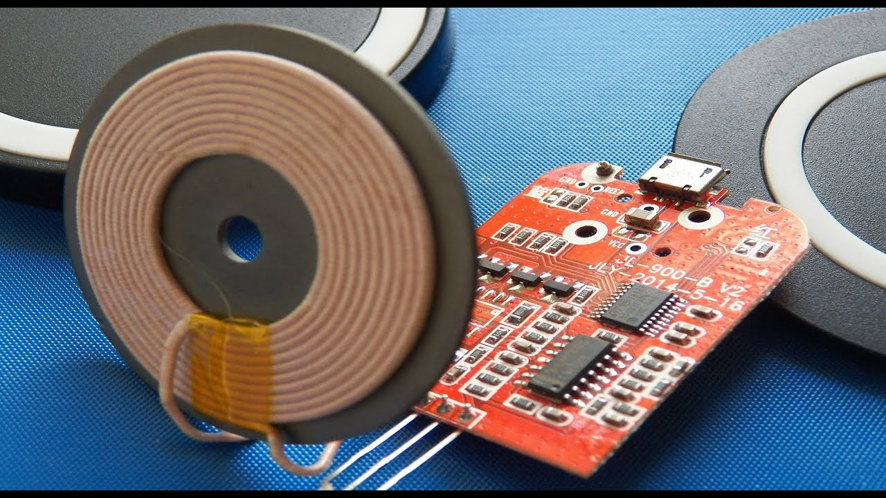 Take A Teardown Look Inside Qi Inductive Wireless Chargers