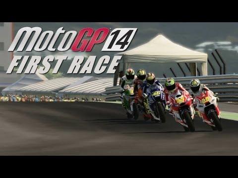 MOTOGP 14 – First Race (FullHD) / MotoGP 14 Playstation 4 Gameplay