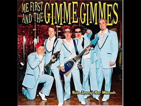 Me First And The Gimme Gimmes - The Phantom Of The Opera