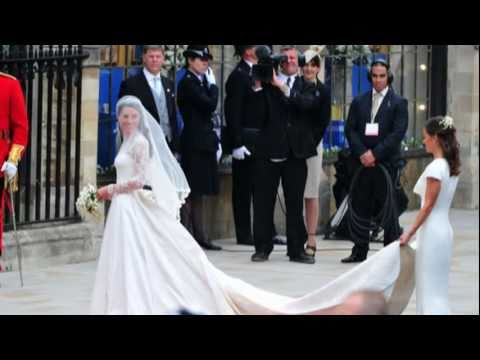Kate Middleton - ROYAL WEDDING DRESS - Kate Middleton