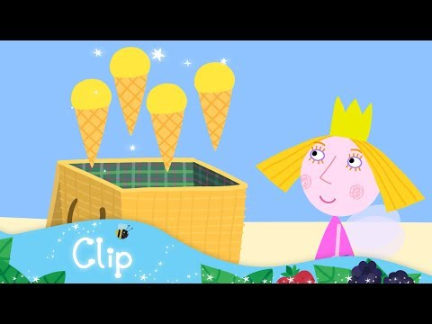 Ben and Holly's Little Kingdom - Magic Ice Cream