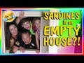 SARDINES IN AN EMPTY HOUSE | HIDE AND SEEK | We Are The Davises MP3