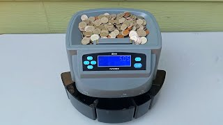 $200 Coin Sorter and Counter