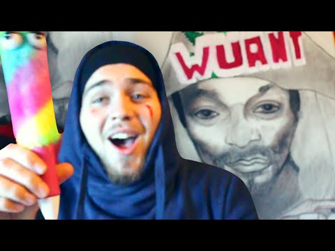 RANDOM STUFF & QUADRO DO SNOOP DOGG! | Awesome Mail Time