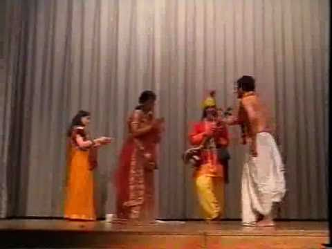 Sangam: Bhakti Mein Shakti (dance Drama) video