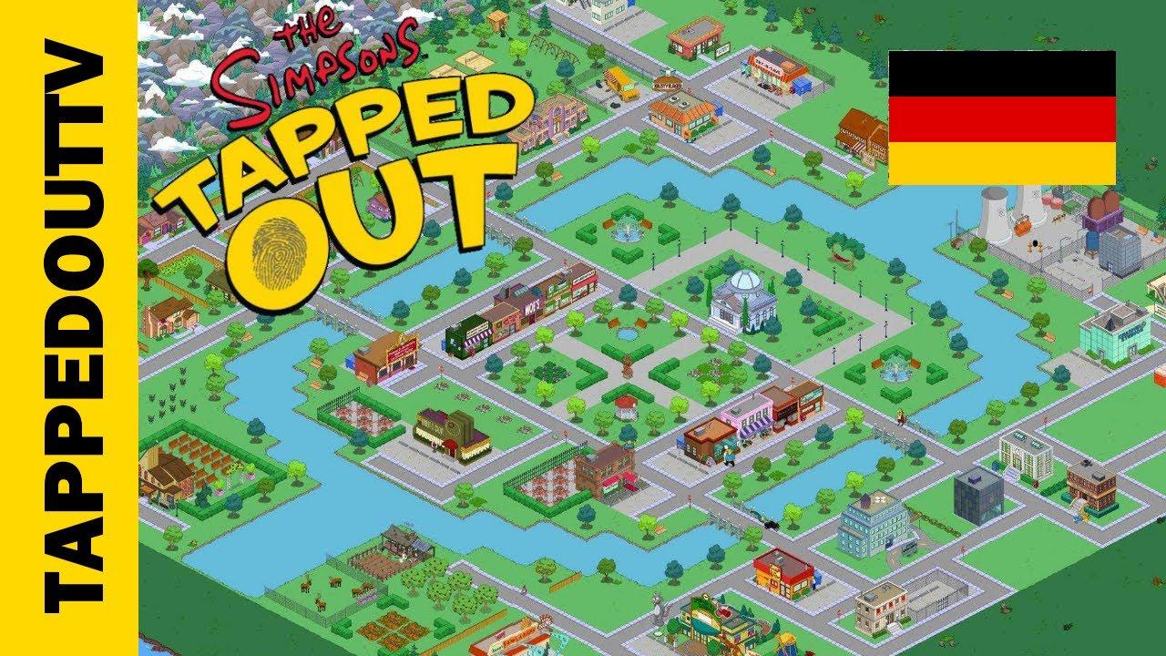 Lernprogramm] Machen einen Panoramablick Screenshot im Die Simpson