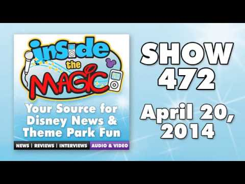 Inside the Magic podcast - Show 472 - April 20, 2014