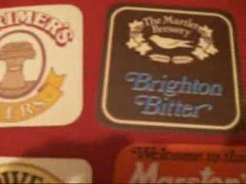Xxx Sexy Beer Mat Collection video