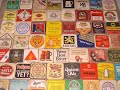 XXX Sexy Beer Mat collection
