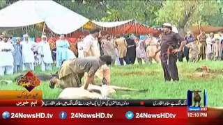 24 Report: Eid  ul Adha is being celebrated with religious fervor