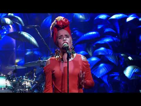 Paloma Faith - Beauty Of The End live Manchester O2 Apollo 24-01-13