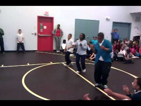 Jersey City Community Charter School Pep Rally 2011