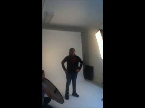 Hood Angel Splitting Image photoshoot *Raw Footage*