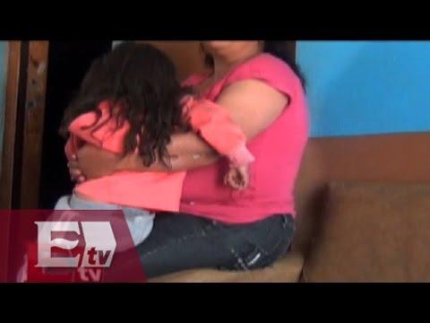 Mujer 'regala' a su hija de dos años en Aguascalientes / Vianey Esquinca