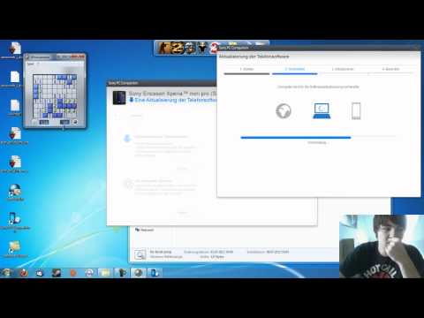 SE Xperia Mini Pro SK17i - Rooten auf 4.0.4 ICS, Crapware Entfernen [Locked Bootloader]