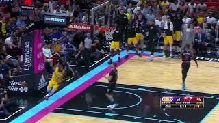 LeBron James EPIC Full Highlights Lakers vs Heat 2018  51 Pts , 3 Ast, 8 Rebounds!!