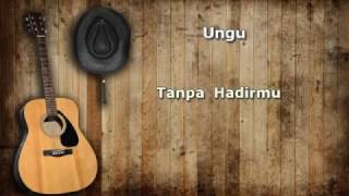 download lagu Ungu  - Tanpa Hadirmu Karaoke gratis