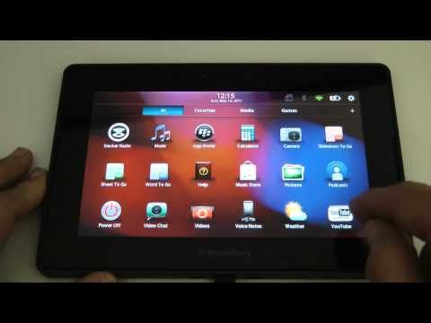 Blackberry Playbook Full Review