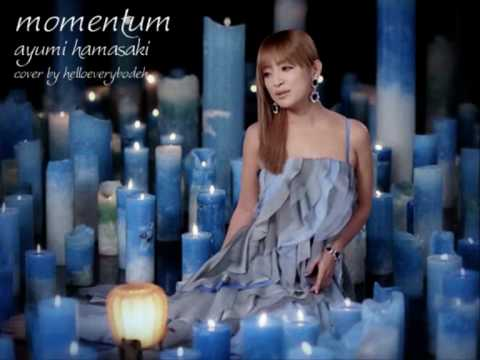 COVER ayumi hamasaki - momentum