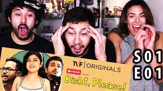 TVF BISHT PLEASE | EPISODE 1 | Reaction w/ Greg & Megan Le!