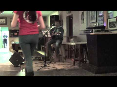 Noel Macmillan Covers Creepin By Eric Church At Cy's In Aylmer, Ontario, May 2, 2014 May 2,2014 video