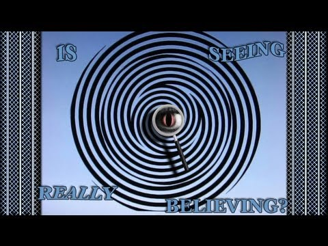Optical Illusion - Is Seeing Really Believing?